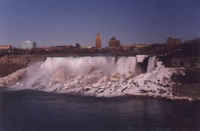 American Falls from Canada